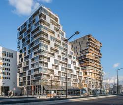 Bâtiment Home, ZAC Masséna, Paris