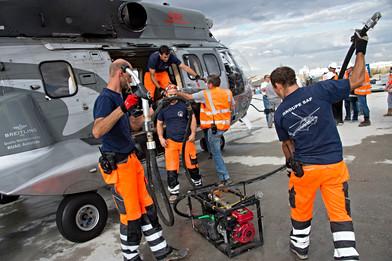 Construction de l'Usine Airbus au Bourget