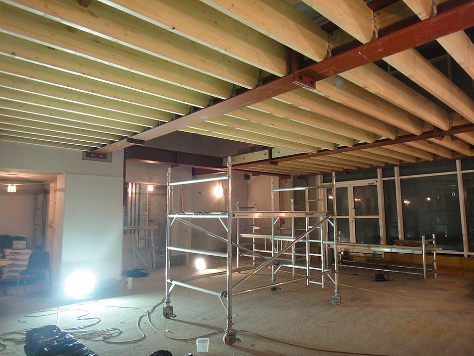 Residential Mezzanine Floor : A and s design architectural structural engineers