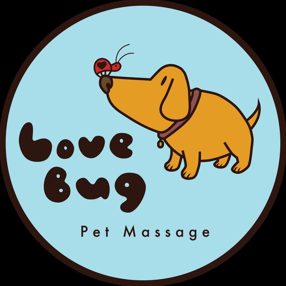Hello from Love Bug Pet Massage!
