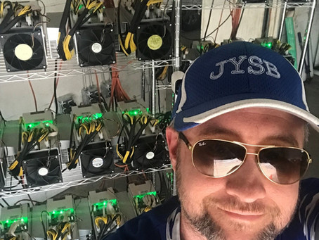 Meet the SC Community: Q&A with Sparkle Coin Miner Bryan McNabb