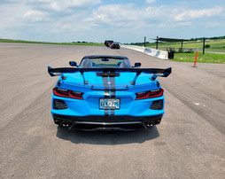STAT-C8 HTC Carbon Fiber Wing from Victor Racing Corvette C8 Wing