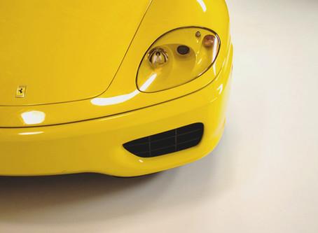 VCoin Mall Gives Away A Ferrari