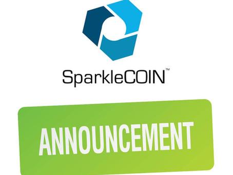 SparkleCOIN changes trading symbol to SCTK