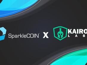 Top Market Maker Kairon Labs Joins the SparkleCOIN Team