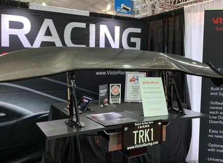 """Jalopnik - Victor Racing Active Aero: """"Coolest thing at SEMA""""!"""
