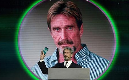 Warning: This John McAfee-Pumped Cryptocurrency Has Major Red Flags - CCN