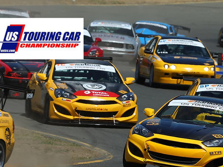 Victor Racing DRS Rear Wing Approved for U.S. Touring Car Championship Series.