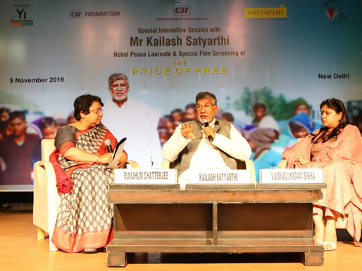 Confederation of Indian Industry hosts special screening of The Price of Free