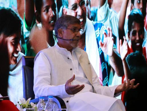 Nobel Peace Laureate addresses Entrepreneurs' Organization & Young Presidents' Organization, Kolkata