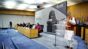 Nobel Peace Laureate addresses the Labour Superior Court, Brazil