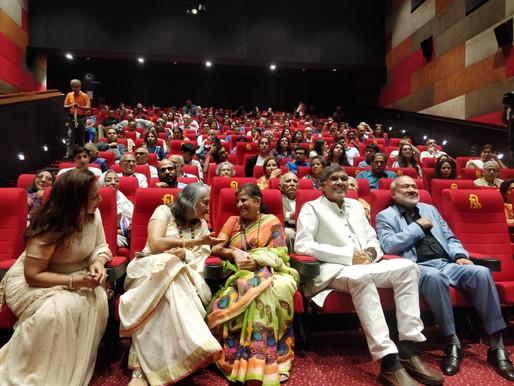 Wockhardt Foundation screens The Price of Free; felicitates Mr. Satyarthi with Lifetime Achievement