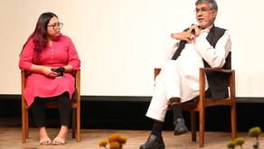 Nobel Peace Laureate addresses students of IIT Delhi