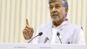 Nobel Peace Laureate addresses 2000+ students at Bharatiya Chhatra Sansad