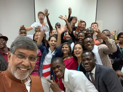 Constellation of Youth Leaders and Campaigners converges in Ghana