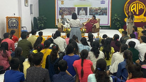 Nobel Peace Laureate interacts with youth during radio programme at All India Radio
