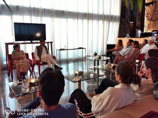 Nobel Peace Laureate inspires Young Entrepreneurs in Dubai