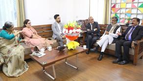 Dr. APJ Abdul Kalam World Peace Award 2019 conferred on Nobel Peace laureate