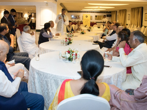 Nobel Peace Laureate hosts an event for Members of Parliament