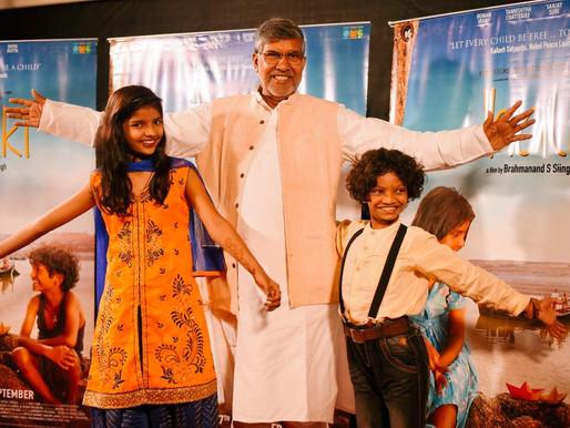 Nobel Peace Laureate attends Jhalki Premiere