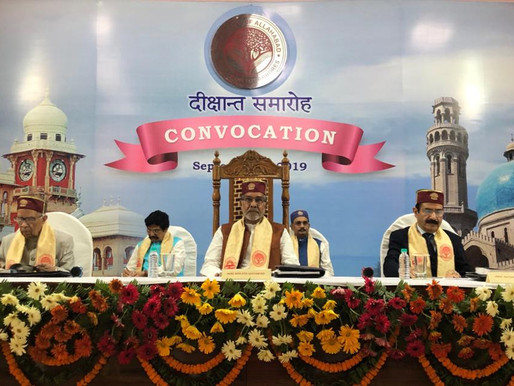 Nobel Peace Laureate addresses youth at Allahabad University Convocation