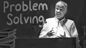 Nobel Laureate addresses Round Square International Conference at Indore