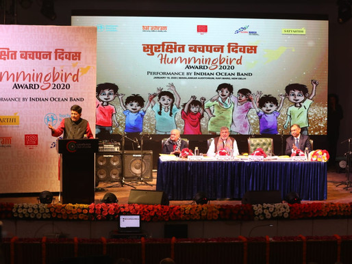 Kailash Satyarthi Children's Foundation celebrates Surakshit Bachpan Diwas