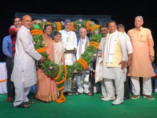 Prayagraj Naagrik Manch welcomes Nobel Peace Laureate in Allahabad