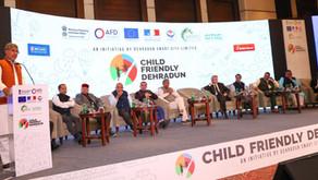 Nobel Peace Laureate launches Child Friendly Dehradun initiative