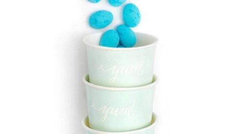Candy / Ice Cream / Cupcake Cups - Mint