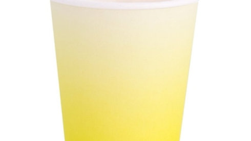Chartreuse Ombre 8oz Cup