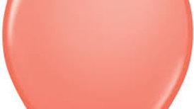 """Coral Balloon 11"""""""