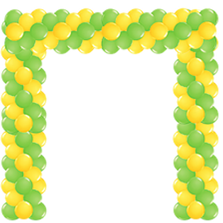Spiral Square Arch