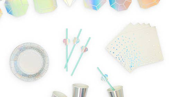 Iridescent Essentials Party In A Box