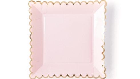 "copy of Basic Plates 9""-Blush"