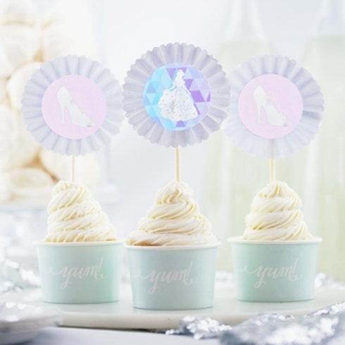 Cinderella Cupcake Set