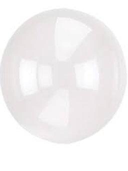 Crystal Clearz Clear Non-Foil Balloon