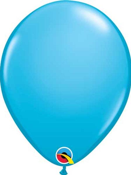 "Robins Egg Latex Balloon 11"""