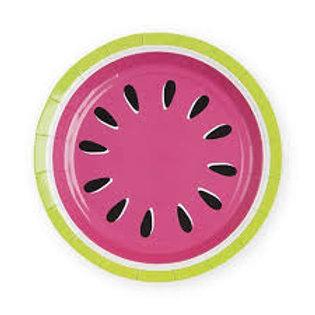 Watermelon Appetizer Plate