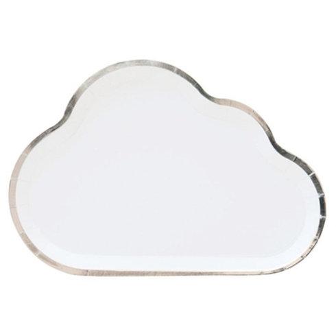 Novelty Plates - Cloud