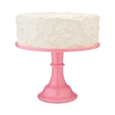 Pink Melamine Cake Stand