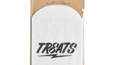 12 Glassine Treat Bags