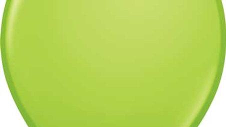 "Lime Latex Balloon 11"""