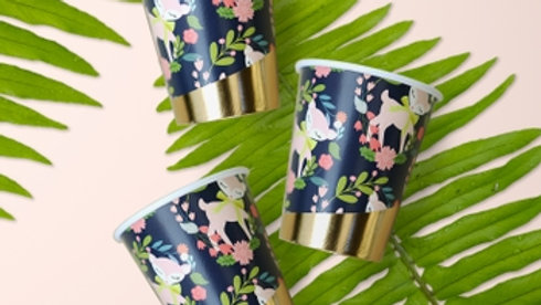 Woodland Animals Party Cups