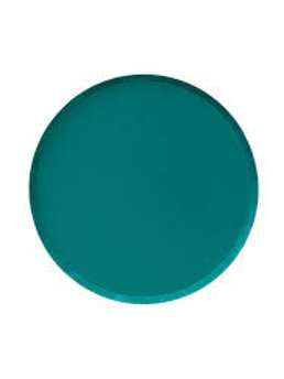 Forest Green Plates 7 inch