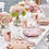 Thumbnail: Party Porcelain Rose Gold Small Plates