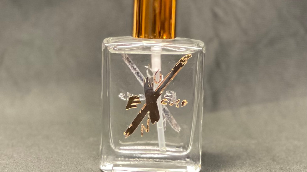 NoExcuse Fragrance for Men CLEARGOLD