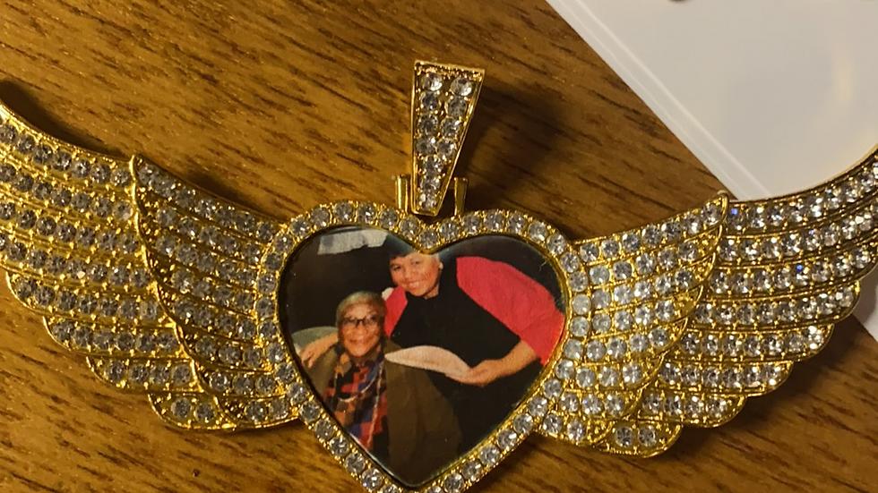 Custom Jewelry with wings