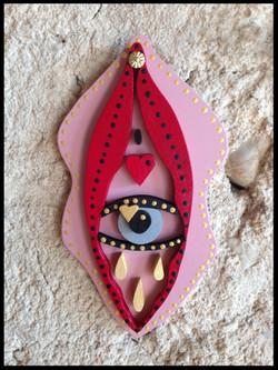 L'oeil de vulva