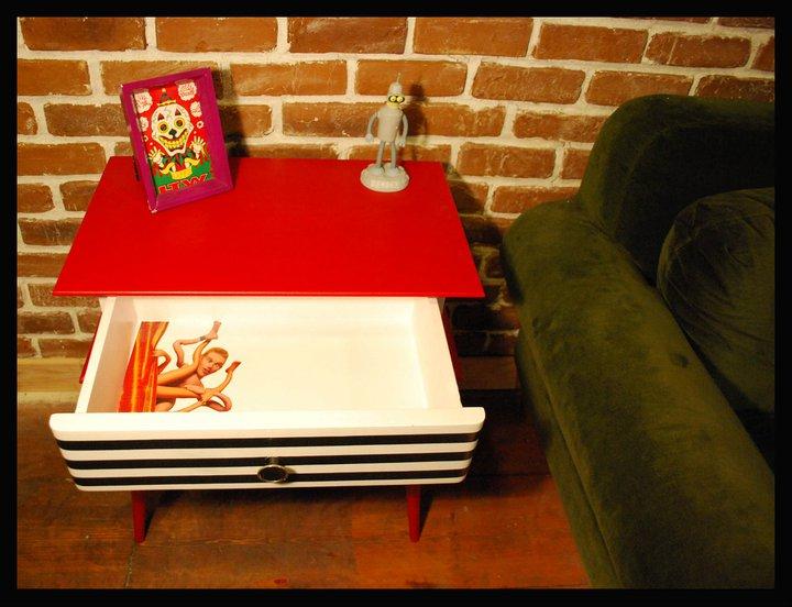 Table de chevet I